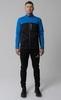 Nordski Active Base мужской беговой лыжный костюм blue-black - 1