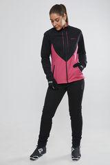 Craft Storm 2.0 женский лыжный костюм rose-black