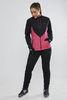 Craft Storm 2.0 женский лыжный костюм rose-black - 1