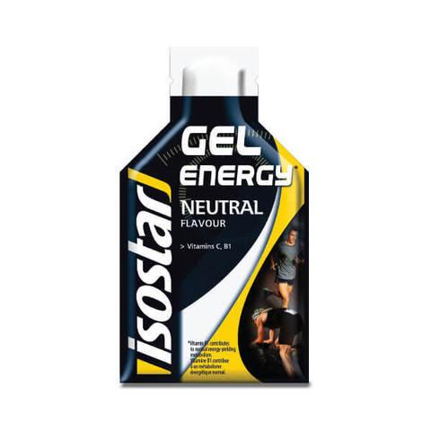 Isostar Gel Energy энергетический гель нейтральный