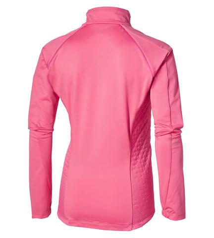 ASICS HYBRID JACKET женская куртка для бега розовая
