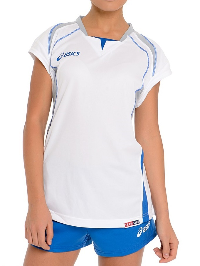 Asics Set Olympic Lady форма волейбольная женская blue
