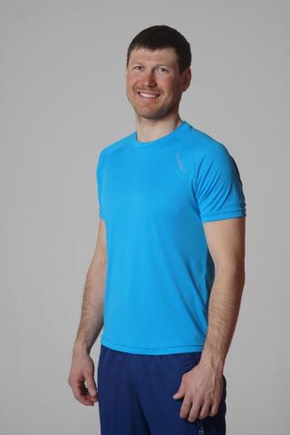 Nordski Active футболка мужская light blue