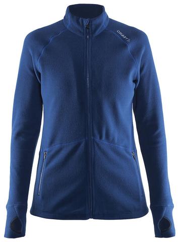 Флисовая толстовка женская Craft Micro Fleece