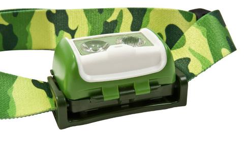 Ergate Wali налобный фонарь зеленый