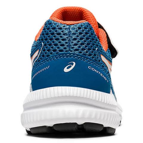 Asics Gel Contend 7 Ps кроссовки для бега детские синие