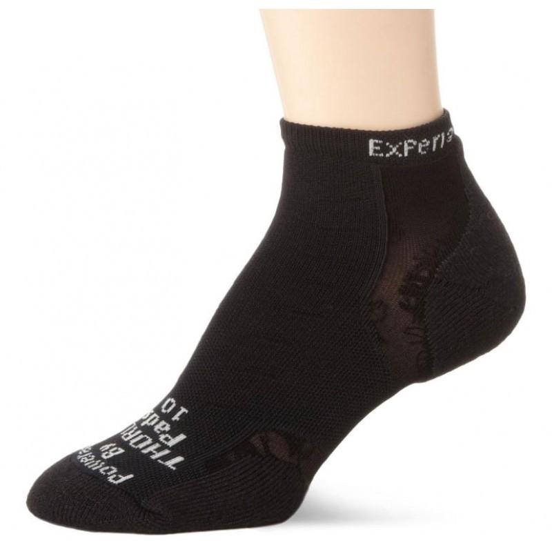 Беговые носки Thorlo Experia Xcmu 066 Mini-Crew Черные