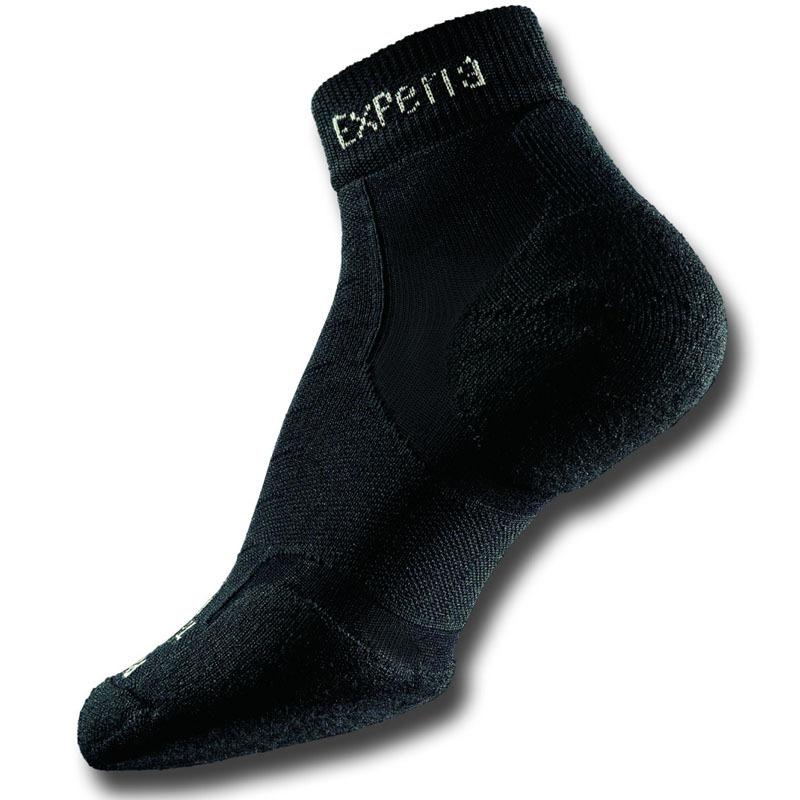 Беговые носки Thorlo Experia Xcmu 066 Mini-Crew Черные - 2