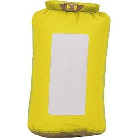 Green Hermit Visual Dry Sack 24L гермомешок желтый