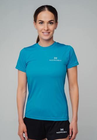 Nordski Jr Sport футболка детская light blue