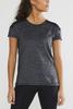 Craft Nrgy футболка спортивная женская black - 2
