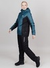 Nordski Base теплый костюм женский deep teal - 1