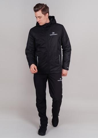 Nordski Urban утепленный костюм мужской черный