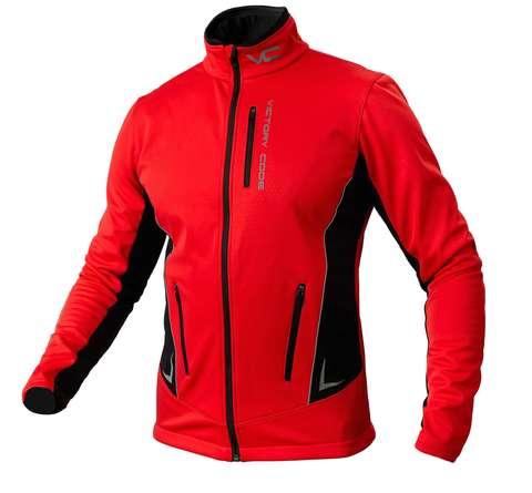 Victory Code Speed A2 Warm лыжный костюм унисекс red