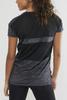 Craft Nrgy футболка спортивная женская black - 3