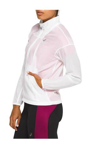 Asics Tokyo Jacket ветрозащитная куртка женская белая