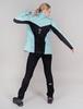 Nordski Base Active разминочный костюм женский mint - 2