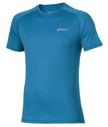 Asics SS Top Мужская футболка для бега голубая