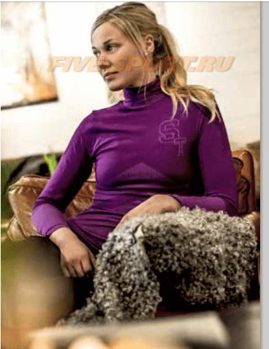 Термобелье Рубашка Stoneham Perfomance жен - 3