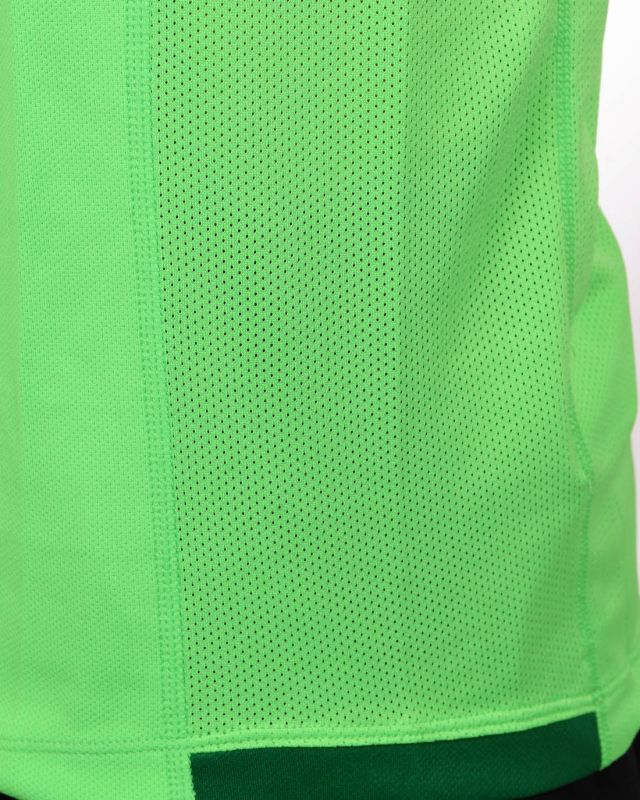 Майка л/а Nike Miler Singlet зелёная - 3