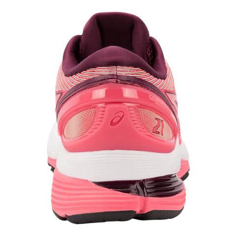 Asics Gel Nimbus 21 кроссовки для бега женские розовые