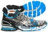Asics Gel-Kinsei 5 кроссовки для бега мужские серые - 1