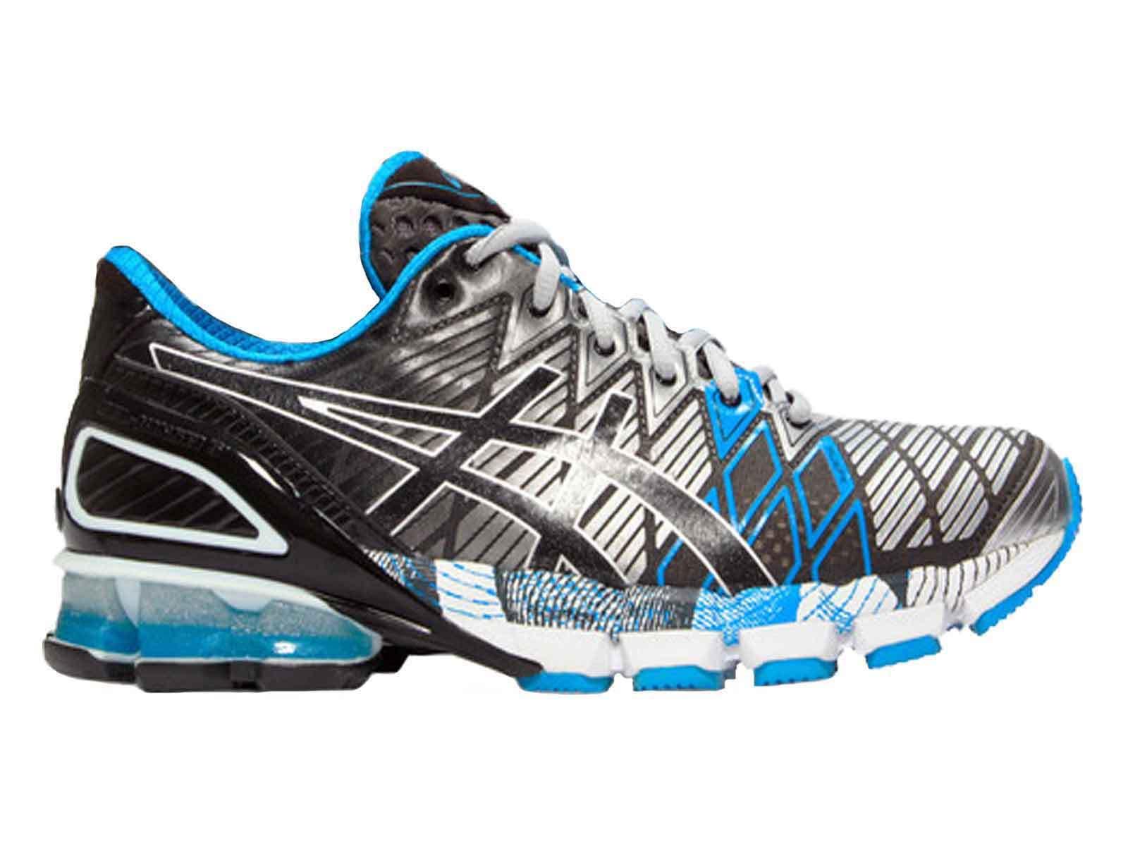 Asics Gel-Kinsei 5 кроссовки для бега мужские серые - 2