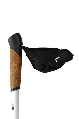 Kaiser Sport Nordic Walking White телескопические палки для скандинавской ходьбы