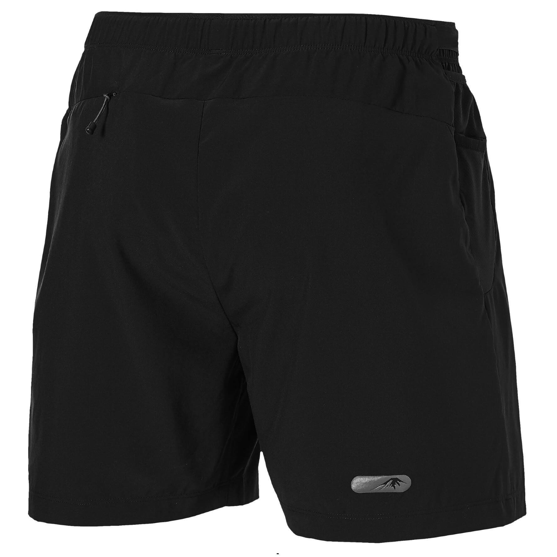 Asics M'S FujiTrail 2in1 Short Мужские шорты-боксеры