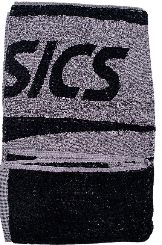 Полотенце Asics черное - 3