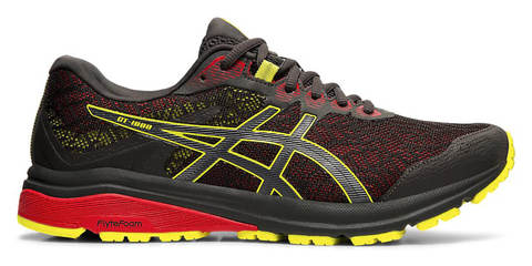Asics Gt 1000 8 GoreTex  мужские кроссовки для бега черные