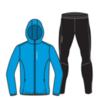 Nordski Run Premium костюм для бега мужской Light Blue - 4