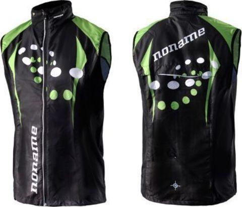 Noname Running Vest Plus ClubLine Unisex жилет унисекс черный
