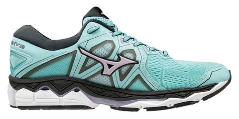 Mizuno Wave Sky 2 кроссовки для бега женские голубые