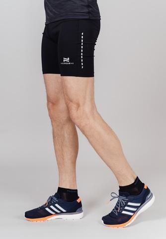 Nordski Pro шорты обтягивающие мужские black