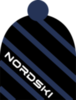 Nordski Line лыжная шапка black - 1
