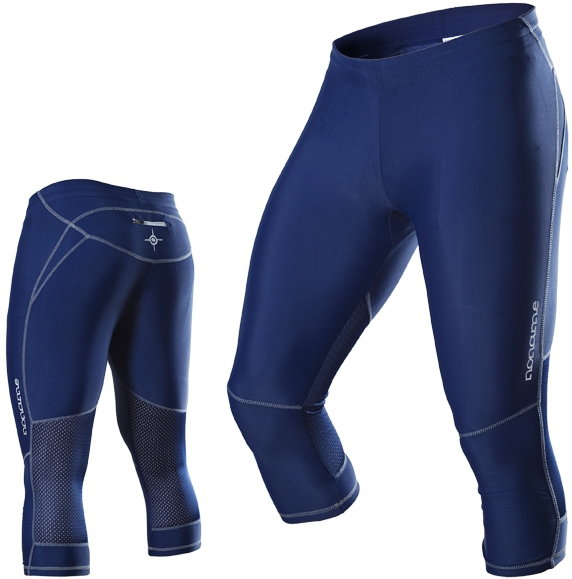 Капри Noname Capri o-tights 11 унисекс (темно-синие)