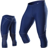 Капри Noname Capri o-tights 11 унисекс (темно-синие) - 1