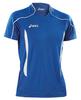 Волейбольная футболка Asics T-shirt Volo мужская синяя - 3