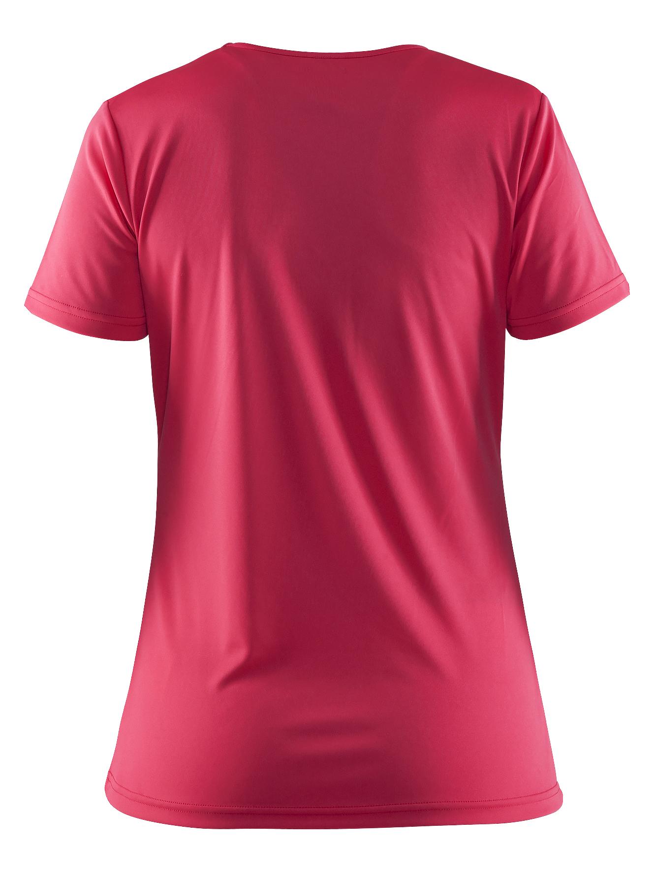 CRAFT PRIME RUN LOGO женская беговая футболка - 2