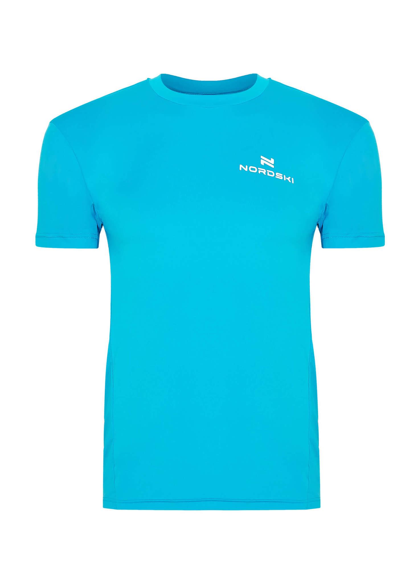 Nordski Sport футболка мужская light blue - 3