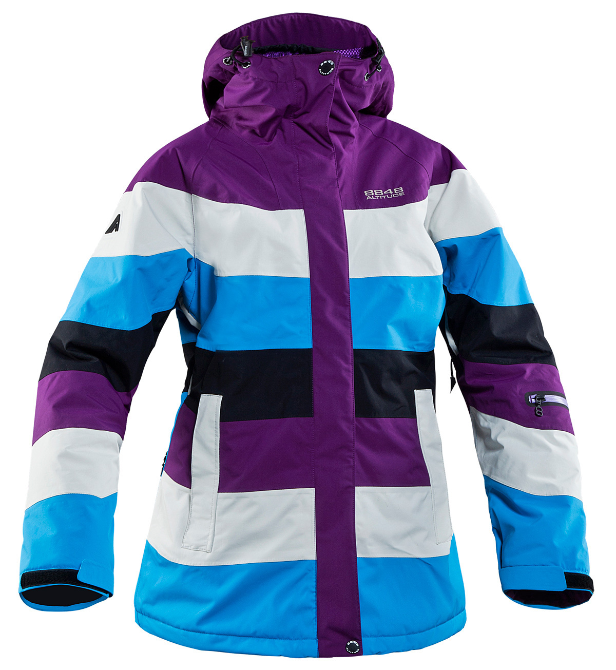 Горнолыжная куртка 8848 Altitude Sugar Purple
