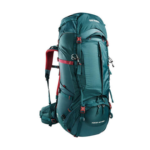 Tatonka Yukon 50+10 туристический рюкзак женский teal green