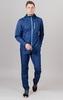 Nordski Run куртка для бега мужская Navy-Blue - 3