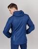 Nordski Run куртка для бега мужская Navy-Blue - 2