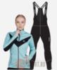 Nordski Base Active разминочный костюм женский mint - 1