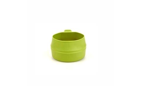 Wildo Fold-A-Cup портативная складная кружка lime