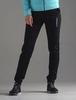 Nordski Cuff женские спортивные брюки black - 1