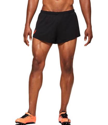 Asics Woven Track Short шорты для бега мужские черные