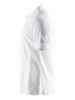 Craft Pique футболка-поло мужская белая - 3